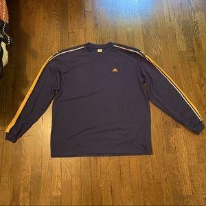 💙Adidas Men's Athletic Long Sleeve Shirt
